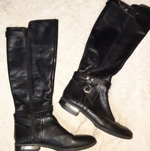 Vince Camuto Leather Boot 8.5